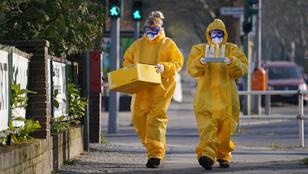 Álhírek a járványról: a Fertőzés-hadművelet
