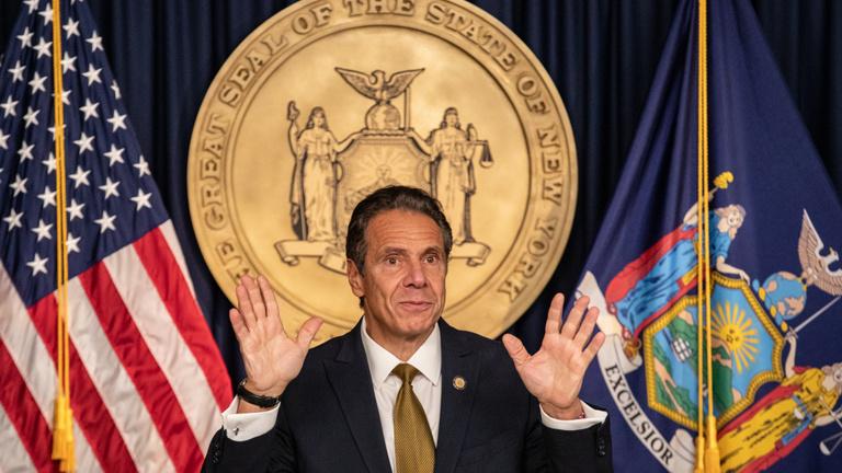 Újabb zaklatási vádat fogalmaztak meg New York állam kormányzójával szemben