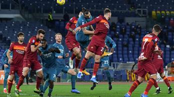 Rómában nyert rangadót az AC Milan