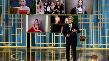 Sztárparádé: kiosztották a Golden Globe-díjakat