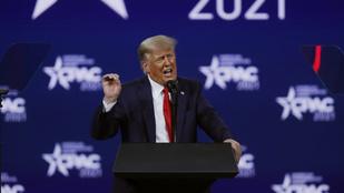 Donald Trump még mindig azt hiszi, hogy ő nyerte a választásokat