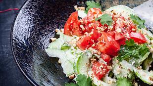 Kuszkusz + szárított paradicsom + feta: mediterrán köret, ami gyorsan elkészül