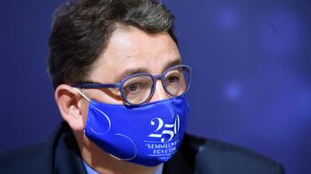 Merkely Béla: Telítődnek az intenzívek, többen vannak lélegeztetőgépen