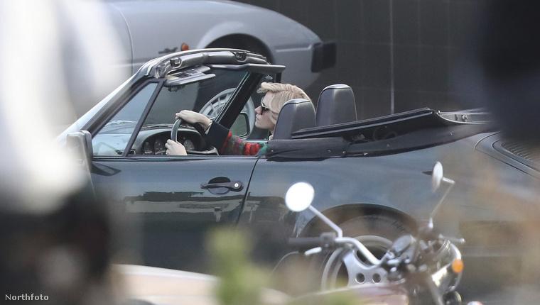A Lady Dianáról szóló film címe Spencer lesz, a premierjét pedig 2022-re tervezik, a hercegné halálának 25