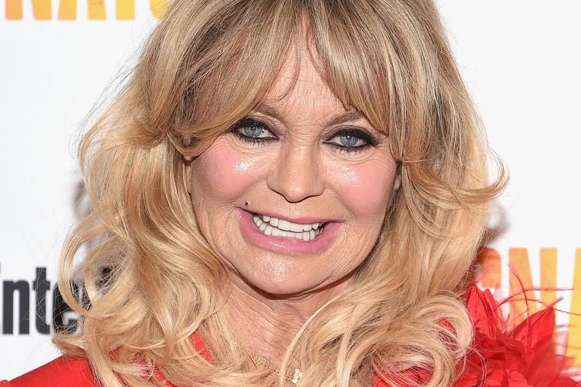 Goldie Hawn és gyönyörű családja ellopták a show-t a Golden Globe-gálán: imádni való fotó készült róluk
