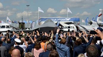 Bizalmatlanság késlelteti a közös európai 6. generációs vadászgépfejlesztését