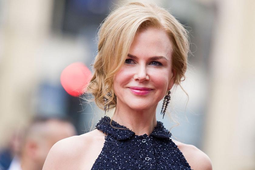 Nicole Kidman ritkán látott lányaival gálázott: friss fotón Sunday és Faith