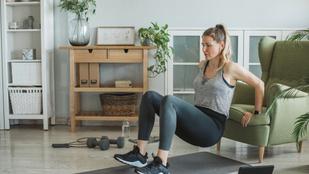 Kimaxolnád az otthoni edzést? Így csináld!