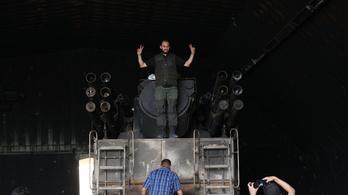 Orosz csúcstechnológia került amerikai kézre Líbiában