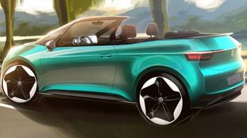 A VW már a nyitott ID.3-ast fontolgatja