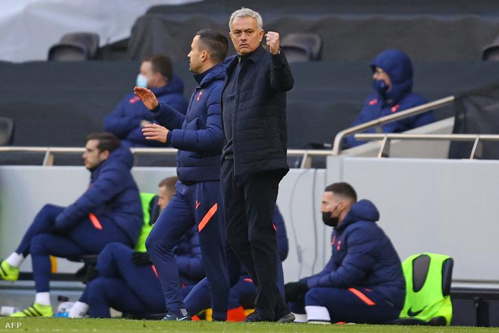 José Mourinho első nagyobb kockáztatása nagy sikert hozott