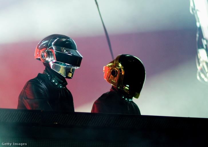 A Daft Punk 2007-ben