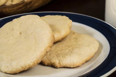Omlós, citromos-vajas keksz – Szétomlik a szájban, olyan puha