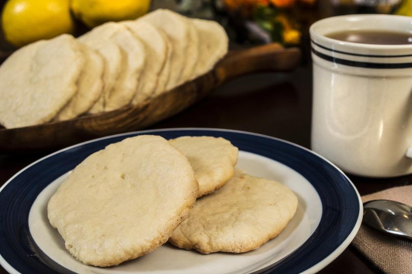 citromos vajas keksz recept