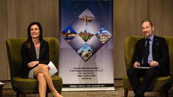 Varga Judit szerint elő kell mozdítani a németekkel a kétoldalú gazdasági kapcsolatokat