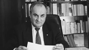Meghalt Németh János, az Alkotmánybíróság volt elnöke