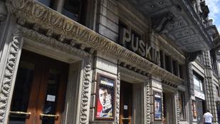 A világ tizedik legszebb mozija lett a budapesti Puskin