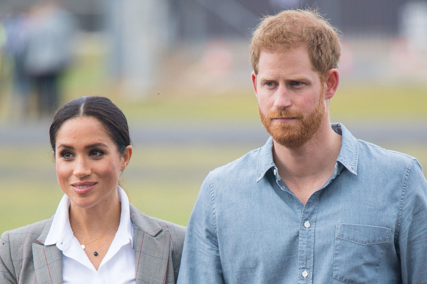 Harry és Meghan ennél rosszabbul nem is időzíthetett volna: emiatt áll a bál körülöttük