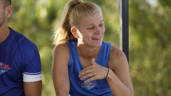 Exatlon:  Anna kiborult Benő elvesztése miatt