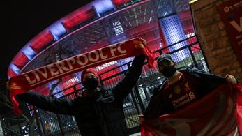 Az RB Leipzig–Liverpool visszavágója is Budapesten lehet