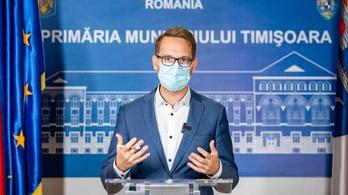 Kémkedéssel vádolják Temesvár polgármesterét