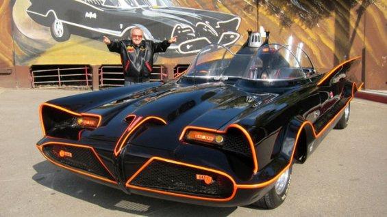 Batmobile 1966 Batman a l