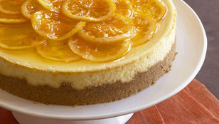 Szerecsendiós-vaníliás narancsos sajttorta – a hideg és meleg napokon is tökéletes hétvégi desszert