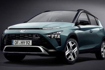 Bayon: bemutatkozik a Hyundai legelérhetőbb terepjárója