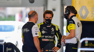 Alonso ezzel az autóval tér vissza a Formula–1-be – fotók!