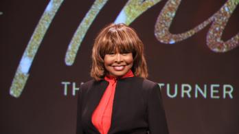 Tina Turner hozzájárult, hogy bemutassák, így még soha nem láthattuk