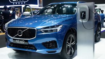 A Volvo is csak teljesen elektromos autókat fog gyártani