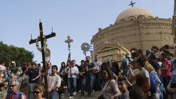 Egyiptomban már muszlimok és építhetnek templomokat