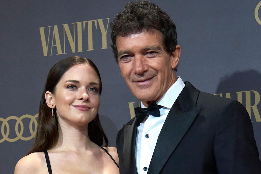 Antonio Banderas és Melanie Griffith lánya modellt állt: a 24 éves Stella szépségén ámulunk