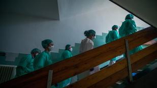 5500 dolgozó távozott az állami egészségügyből