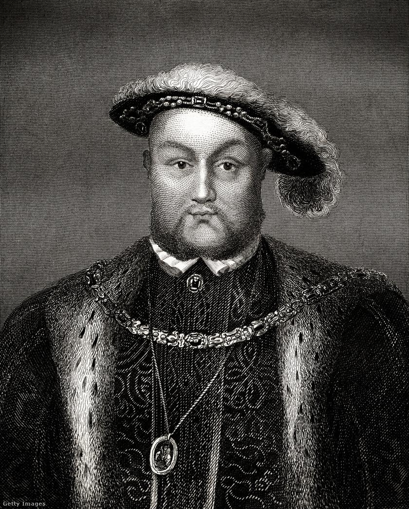 VIII. Henrik.