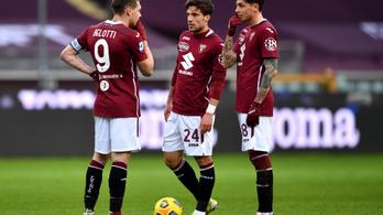 A Lazio-Torino mérkőzést is elhalasztják a vírus miatt