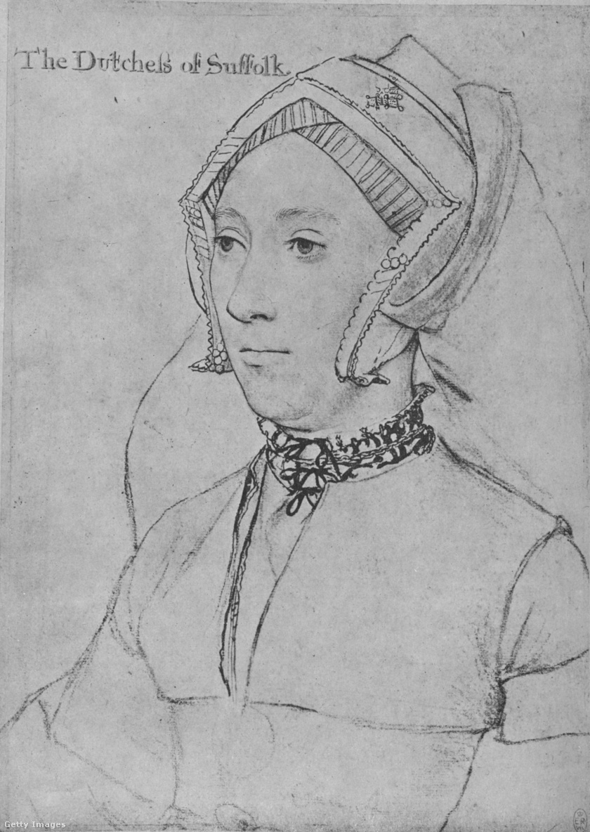 Katherine Wolloughby.