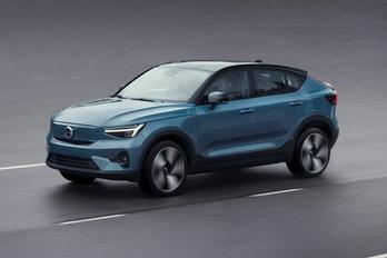 Volvo C40: ismerős villanyautó, erős ígéretek