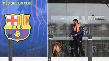 Egyelőre szabadlábon a Barca volt elnöke