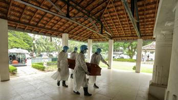 Egy külön szigeten temethetik el a koronavírus halottait