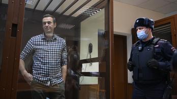 Az Egyesült Államok és az EU is szankcionálta az oroszokat Navalnij miatt