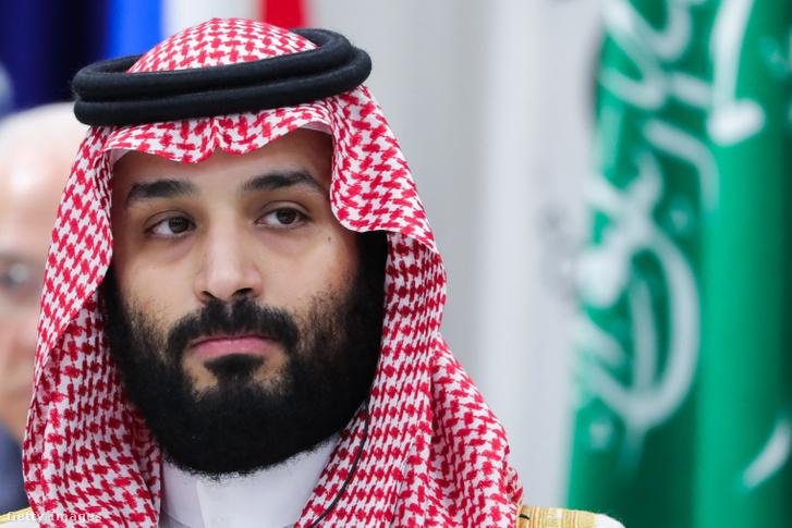 Mohamed bin Szalmán 2019. június 29-én.