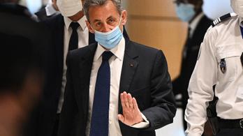 Sarkozy: Nem fogadhatom el azt, hogy olyanért ítéljenek el, amit nem követtem el