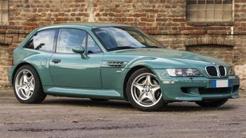 Egy újabb BMW, ami borzasztóan kéne