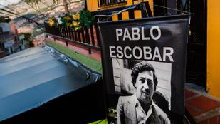 Kolumbia egyszer még visszasírja Escobart