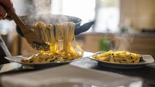 Kóstoltad már tésztaételekben a kapribogyót? Mutatunk egy remek receptet!