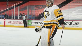 Nézőkkel, de Crosby nélkül verte a Pittsburgh az ősi riválist