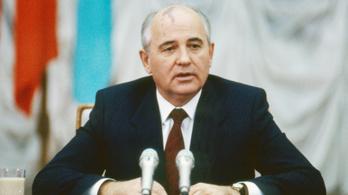 Gorbacsov történelmet írt. Putyin nem