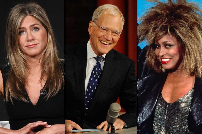 A népszerű műsorvezető körül érik a botrány: Jennifer Anistonnal és Tina Turnerrel is tapintatlanul viselkedett