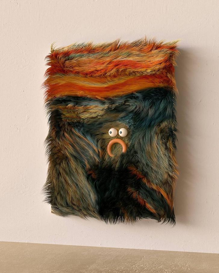 Edvard Munch - A sikoly